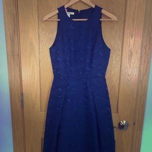 stunning blue roses dress 💙